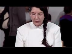 Marina Abramovic Last Day May 31 2012 The Artist Is Present - YouTube