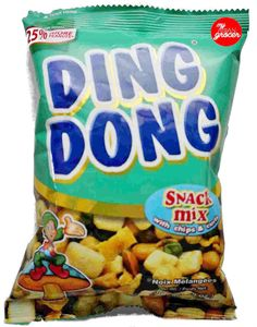 My Asian Grocer - Ding Dong Snack Mix with Chips and Cuts 100g, $1.30 (http://www.myasiangrocer.com.au/ding-dong-snack-mix-with-chips-and-cuts-100g/)