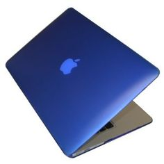 iPearl mCover Hard Shell Cover Case For 13.3 Apple MacBook Air A1369 & A1466 (Blue)