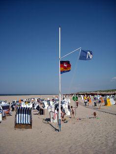 Weiße Düne - offizieller Badestrand