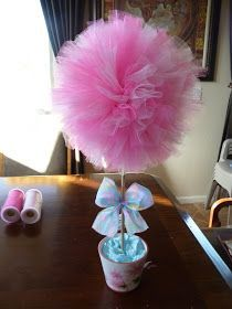 Here is a tutorial for the tulle topiaryI posted earlier. Like I had mentioned on that post, this was inspired by a picture I saw on...
