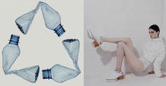 #Marketing ¿Qué te parecería pagar el 40% de tus zapatos con botellas de plástico? Gran iniciativa de @MAMUTshop
