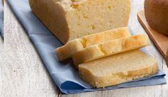 Pão com massa a base de batata e fécula de batata