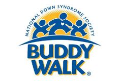 October is Down Syndrome Awareness Month - participate in many ways, including the Buddy Walk! Visit the site to find one near you.