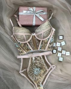 Gentle and sexy lingerie will help the bride feel confident. We have collected the best Trends Sexy Wedding Lingerie 2020 in our gallery. Lingerie Outfits, Satin Lingerie, Pretty Lingerie, Wedding Lingerie, Luxury Lingerie, Lingerie Shoot, Beautiful Lingerie, Lingerie Sleepwear, Women Lingerie