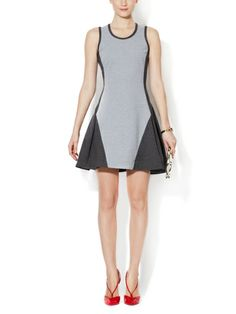 Ponte Dress with Circle Skirt by Atwell on sale now on #Gilt.