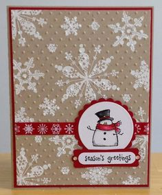 Christmas Card 2014c by jenn47 - Cards and Paper Crafts at Splitcoaststampers