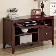 Have to have it. Curt Christian Grove Internet Credenza $351.98