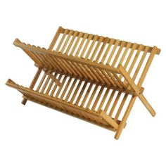 Threshold™ Bamboo Dish Drying Rack