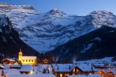 Les Diablerets, Suiza Natural, Mount Everest, The Incredibles, Dreams, Mountains, World, Places, Travel, Beautiful