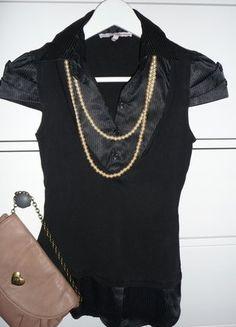 Kupuj mé předměty na #vinted http://www.vinted.cz/damske-obleceni/kosile/14046431-business-styl-kosile-s-vestou-2-v-1-zn-tally-weijl