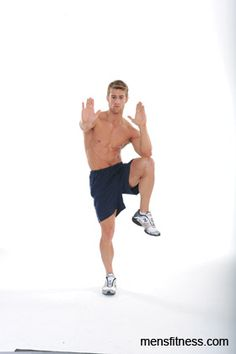 Get a Six Pack with MMA Training - Men's Fitness -  hombre - #exercise for #men
