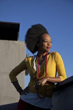 Mmabatho Montsho (actress / actrice)