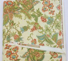 Magnolia Home Fashion Original Design Cambridge Jacobean Floral Print 1 + Yards #MagnoliaHomeFashionOriginalDesignCambridge