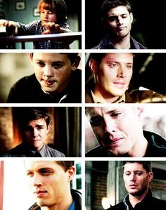 All of the little Deans. I still don't know why the 3rd Dean wasn't Brock Kelly too, unless he was unavailable because he scarily looks like Jensen.