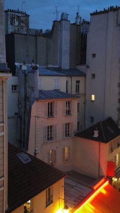 Rue de Seine, Paris