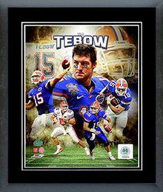 Tim Tebow University of Florida Gators Portrait Plus Photo Print x Tim Tebow Football, Sec Football, College Football Teams, Football Photos, Football Players, College Sport, Football Season, University Of Florida Football, Florida Gators Football