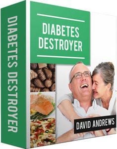 DiabetesDestroyerEbook-Treat Diabetes Naturally