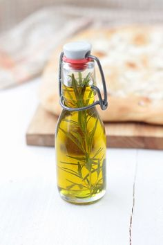 I want to make infused oils and vodkas for gifts this year...