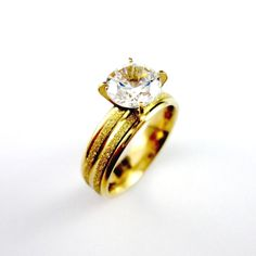 40Pcs 100% Zircon Gold Plated Rings Stainless Steel Wholesale Jewelry Free Ship  #wholesalejewelry