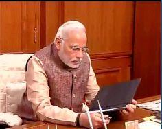 Narendra Modi India's New Prime Minister