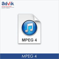 #MPEG4 !!! MPEG stands for Motion #Picture Experts Group. This is an ISO group of experts that recommends the manipulation of #digital motion images. The most common recommendations are MPEG-1 and MPEG-2. Read more at:http://advik.net/blog/Glossary/mpeg-4