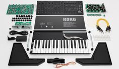KORG MS-20   Engadget Japanese