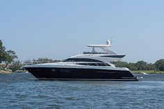2014 Princess Flybridge 64 Motor Yacht Power Boat For Sale - www.yachtworld.com