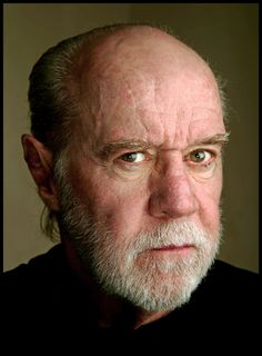 """George Carlin ...  """"If it's true that our species is alone in the universe, then I'd have to say that the universe aimed rather low and settled for very little."""""""