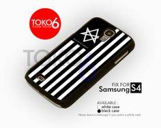 AJ 3621 bring me the horizon flag - Samsung Galaxy S IV Case | toko6 - Accessories on ArtFire