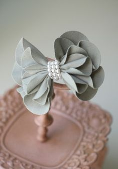 cute bow and easy to diy