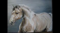 Jak powstaje obraz konia - Pomysły plastyczne Joanna Wajdenfeld