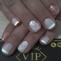 Easy Nail Art, Simple Nails, Manicure And Pedicure, Beauty, Style, Finger Nails, White Nail Polish, Gel Toe Nails, Comic