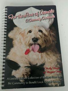 Community Fundraising Cookbook Humane Society Sarasota Florida FL Saves Saving A