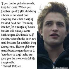 i dont really care for what he acts in movie wise but this quote is just wow...
