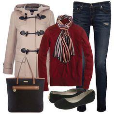 Classic Fall Fashions by StyleZen.