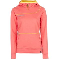 La Sportiva Buttermilk Hoody  Womens Coral Medium * You can find out more details at the link of the image. This is an Amazon Affiliate links.