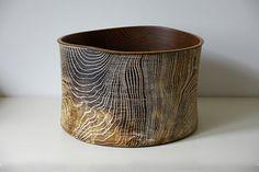 FRITZ BAUMANN | Wood Bowls, Ceramic Bowls, Turned Wood, Kitchen Wood, Bowl Designs, Wood Lathe, Wood Turning, Wood Art, Product Design