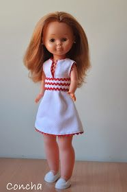 Pram Toys, Nancy Doll, Hello Dolly, Baby Dolls, Doll Clothes, Chelsea, Summer Dresses, Sewing, Collection