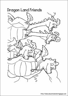 Angelina ballerina printable coloring pages nola my for Coloring pages of dragon tales