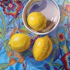 Still Life Fruit, Fruit Painting, Hyperrealism, Photorealism, Oranges And Lemons, Painting Still Life, Fruit Art, Mellow Yellow, Art Techniques