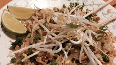 Authentic Pad Thai Recipe | Allrecipes Pad Thai Recipe Allrecipes, Best Pad Thai Recipe, Thai Recipes, Asian Recipes, Cheap Meals, Cheap Food, Crispy Beef, Easy Skillet Meals, Kitchens