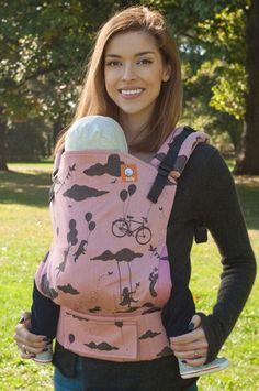 Tula Day Dreamer Sun Sway TULA BABY CARRIER
