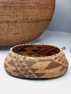 Native American Baskets Pomo Tribe northern California by mharrsch
