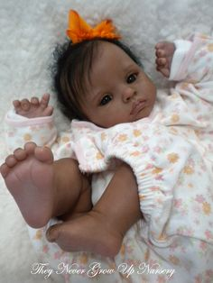 Debra - They   Never   Grow   Up   Nursery   Reborn   DollsWhere   babies   are   babies...Forever! Reborn   Doll   Artist   Debbie   Henshaw