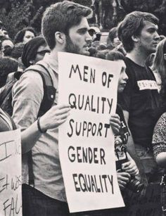 Want to hear what guys want to say about feminism and women's rights? Look to our pick of the best 40 quotes from men about women and feminism. Womens Rights Feminism, Quotes Distance, Little Boy Quotes, What Is A Feminist, Feminism Quotes, Protest Signs, Protest Art, Hate Men, Patriarchy