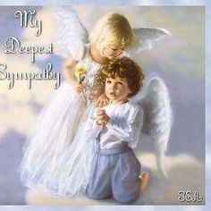 Heartfelt Sympathy Pictures And Images Angel Images, Angel Pictures, Daddy's Little Angel, Amor Youtube, Christian Symbols, Daddys Little Girls, Vintage Art Prints, Angels Among Us, Angel Cards