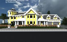 Victorian House #4 | 1.6.4, creation #1651