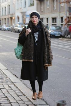 ベルリンのストリートファッション2014-15冬 | SNAP WWD JAPAN.COM