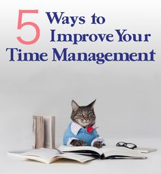 Stop wasting time! These tips will help you. (Image: Flickr, Found Animals)